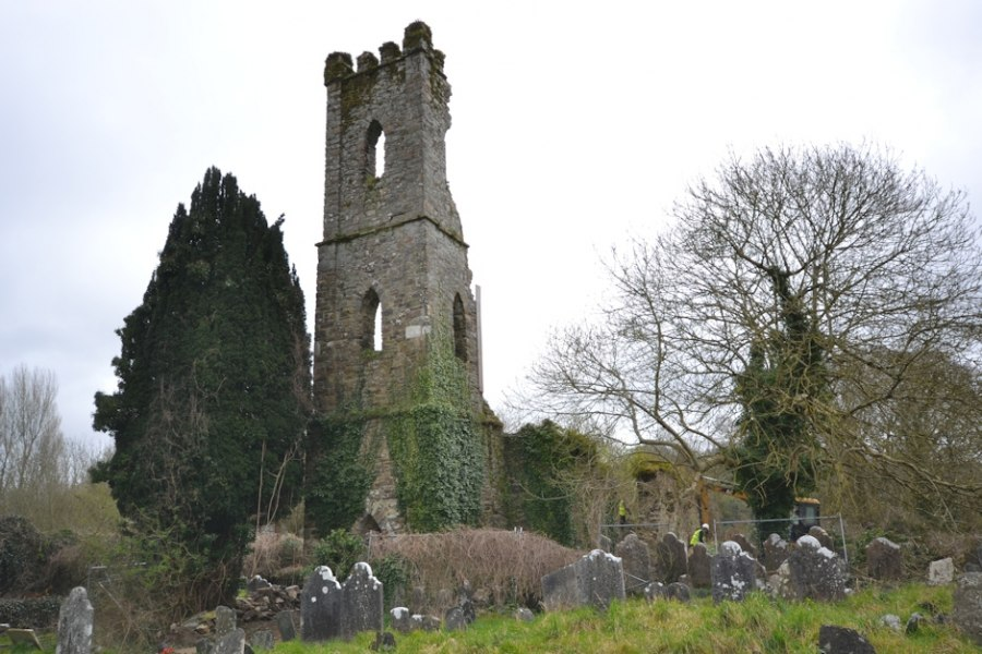 Innishannon church tower