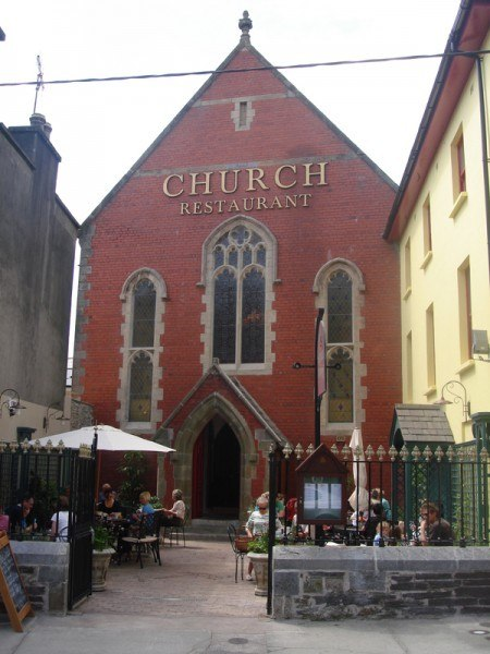 The Church Restaurant Skibbereen