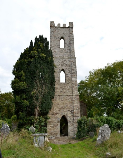 St Mary's Church Tower Innishannon